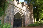 Annes Grove Gardens -Gate Lodge